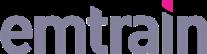 new emtrain logo